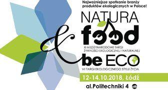 Выставка натуральных органических продуктов Natura Food Lodz в Польше